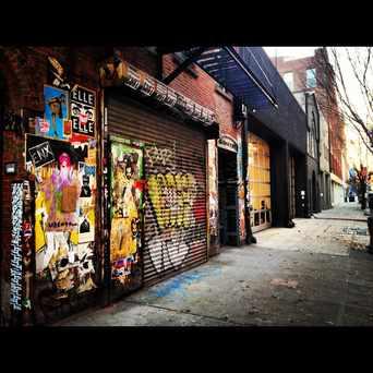 Photo of Chelsea Pier Streetart in Chelsea, New York