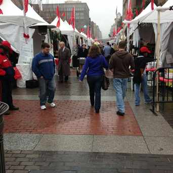 Photo of Downtown Holiday Market in Downtown-Penn Quarter-Chinatown, Washington D.C.