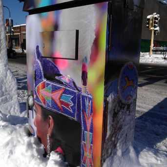 Photo of Art Electric Box Ventura Village in Ventura Village, Minneapolis
