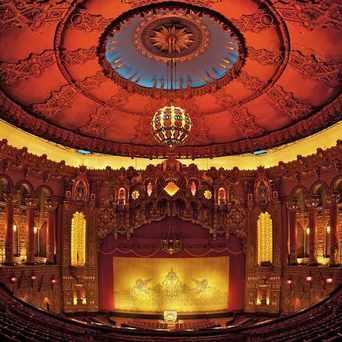 Photo of Fox Theatre in Grand Center, St. Louis