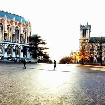 Photo of University of Washington in University District, Seattle