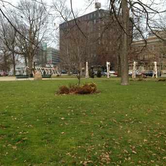 Photo of Bronson Park in Kalamazoo