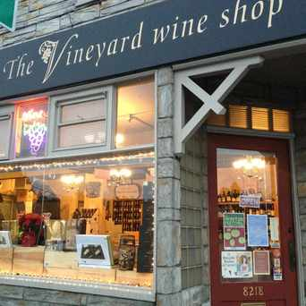 Photo of The Vineyard wine shop in Greenwood, Seattle