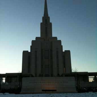 Photo of Oquirrh Mountain Temple in South Jordan