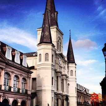 Photo of Saint Louis Cathedral in New Orleans