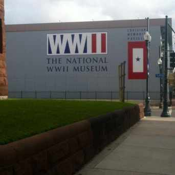 Photo of World War II Museum in Central Business District, New Orleans