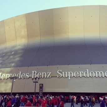 Photo of Mercedes-Benz Superdome in Central Business District, New Orleans