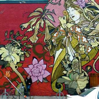 Photo of Kensington Mural in Kensington-Chinatown, Toronto