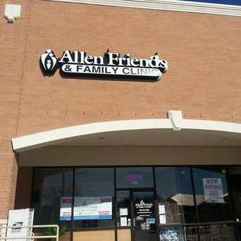 Photo of Allen Friends & Family Clinic in Allen
