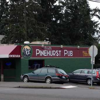 Photo of Boud's Pinehurst Pub in Pinehurst, Seattle