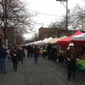 Photo of Ballard Sunday Farmers Market in Ballard, Seattle