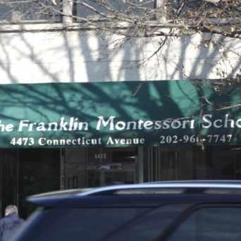 Photo of Franklin Montessori School in Van Ness - Forest Hills, Washington D.C.
