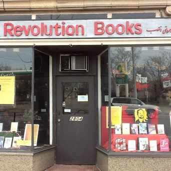 Photo of Revolution Books in Cleveland Heights