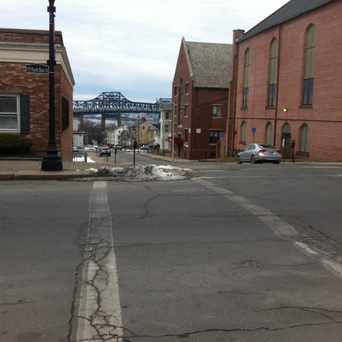 Photo of North Main St & Pine Street in Fall River