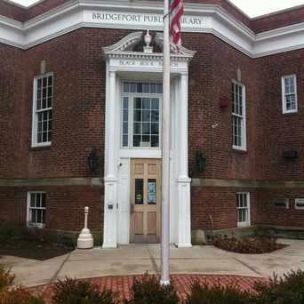 Photo of Black Rock Public Library in Bridgeport