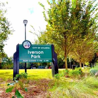 Photo of Iverson Park in Candler Park, Atlanta