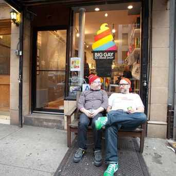 Photo of Big Gay Ice Cream Shop in East Village, New York