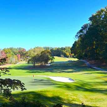 Photo of Ansley Park Golf Course in Ansley Park, Atlanta