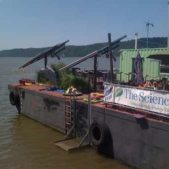 Photo of The Science Barge in Yonkers