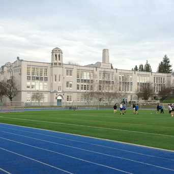 Photo of Point grey Secondary School Track in Shaughnessy, Vancouver