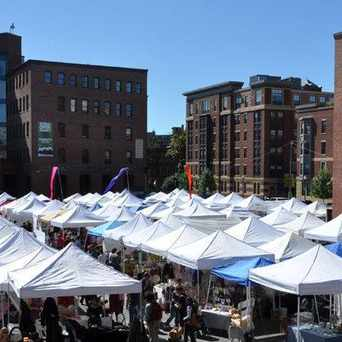 Photo of SoWa Open Market in Boston