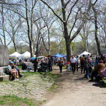 Photo of Clark Park Farmers Market in Spruce Hill, Philadelphia