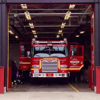 Photo of Fire Station 10 in International District, Seattle