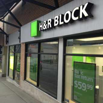 Photo of H&R Block in West End, Vancouver