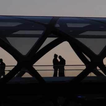 Photo of Peace Bridge in Calgary