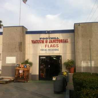 Photo of Foothill Vacuum & Janitorial in Upland