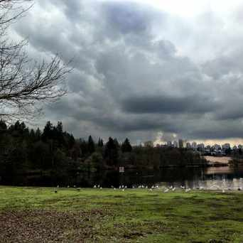 Photo of Deer Lake in Burnaby