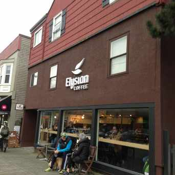 Photo of Elysian Coffee Broadway in Fairview, Vancouver