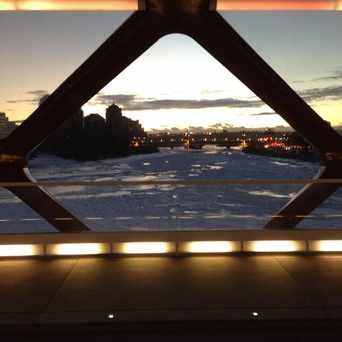 Photo of Peace Bridge in Sunnyside, Calgary