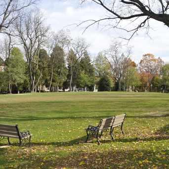 Photo of Kentlands Green in Gaithersburg