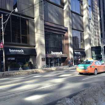 Photo of Bannock in Bay Street Corridor, Toronto