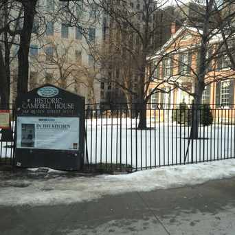 Photo of Historic Campbell House Toronto in Toronto