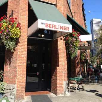 Photo of The Berliner Doner Kebab in Pioneer Square, Seattle