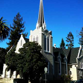 Photo of St. Thomas Aquinas Church in Palo Alto