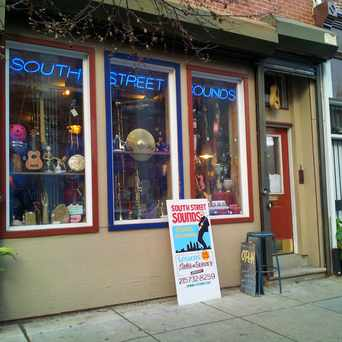 Photo of South Street Sounds in Rittenhouse Square, Philadelphia