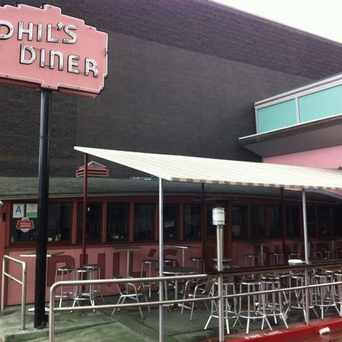 Photo of Phil's Diner in Mid-Town North Hollywood, Los Angeles