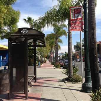 Photo of Adams Avenue and 33rd Street in Adams North, San Diego