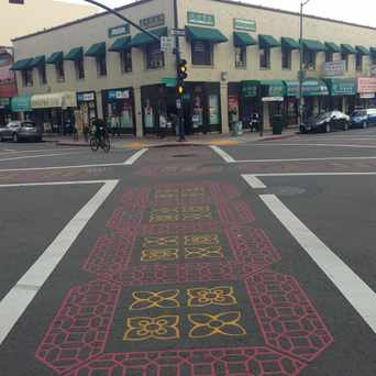 Photo of Oakland's Prettiest Crosswalk in Oakland