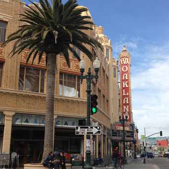 Photo of Fox Theater in Oakland