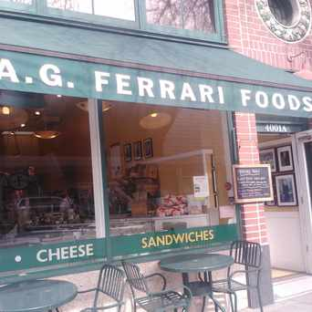 Photo of A.G. Ferrari Foods in Piedmont Avenue, Oakland