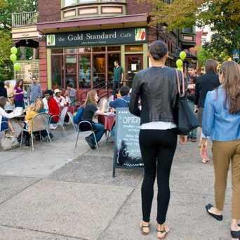 Photo of The Gold Standard Cafe in Cedar Park, Philadelphia