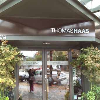 Photo of Thomas Haas Patisserie in Kitsilano, Vancouver