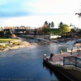 Photo of Confluence Park in Auraria, Denver