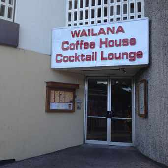 Photo of Wailana Coffee House in Waikiki, Honolulu