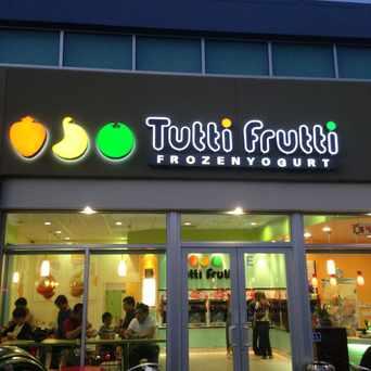 Photo of Tutti Frutti Frozen Yogurt in Crescenta Highlands, Glendale