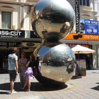 Photo of The Mall's Balls in Adelaide